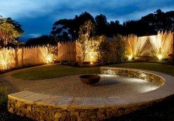 Підсвічування для садів