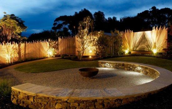 Подсветки для садов
