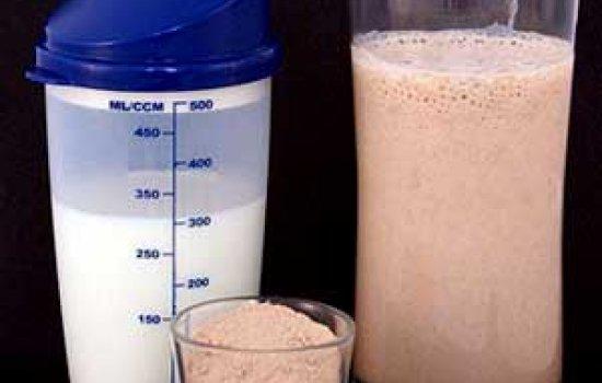Про спортивний протеїн і його користь